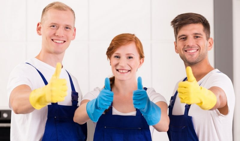 4 Recruitment Guidelines to Hiring a Commercial Janitor