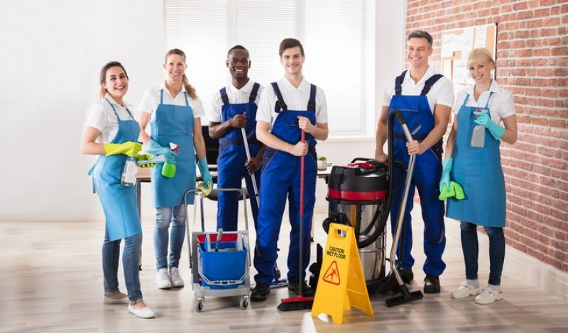6 Guidelines to Hiring a Cleaning Company