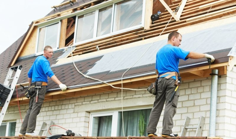 5 Professional Services of a Roofing Contractor